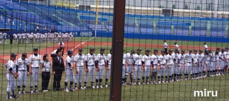 東海大学野球部1