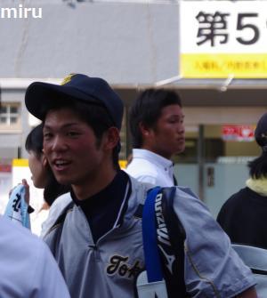長谷川翔選手