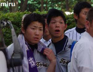 長谷川翔選手1