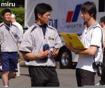 長谷川翔選手2