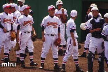 市川西高野球部