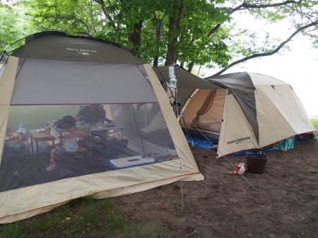 キャンプ4