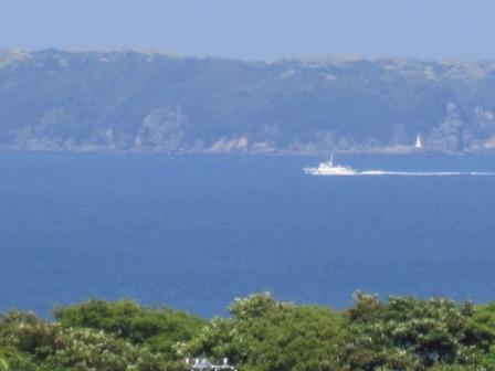海上保安庁船