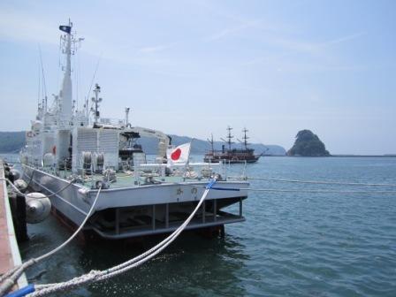 保安庁巡視船2