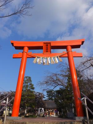 仙台 諏訪神社