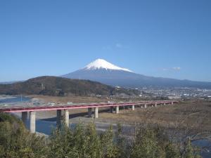富士山2008 クリックで拡大