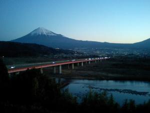 富士山2011 クリックで拡大