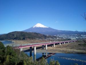 富士山2009 クリックで拡大