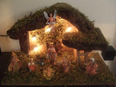 2010_1201雪の日&クリスマスの飾り付け01871