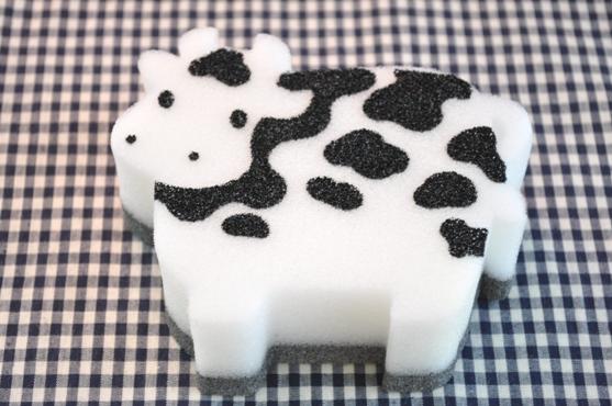 牛のスポンジ