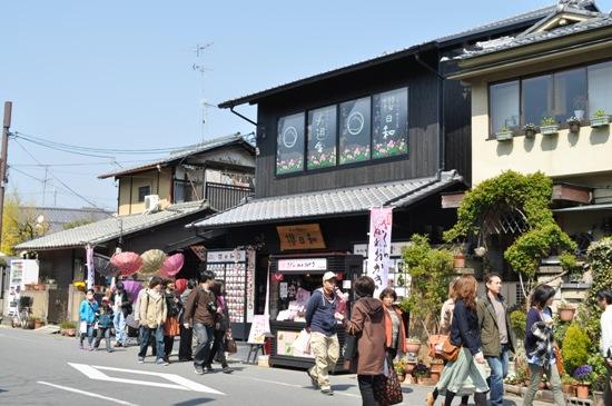 嵐山2012年4月12