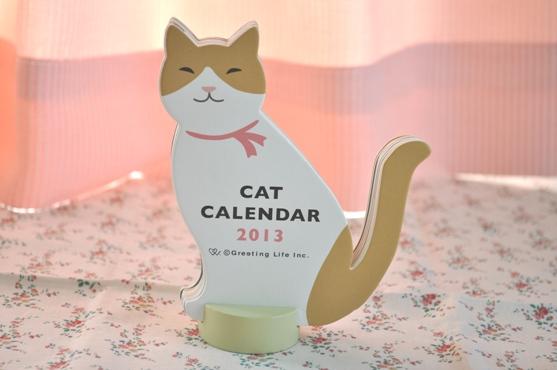にゃんこカレンダー