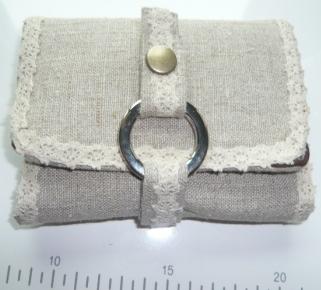 みつ折財布2