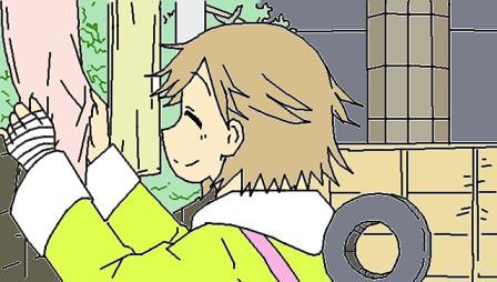 なの→白石(ネジつき)