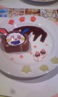 シャルロッテケーキ