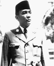 インドネシアスカルノ大統領