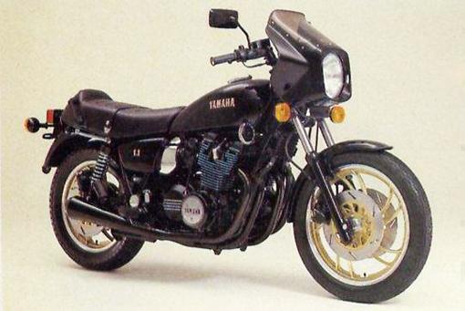 Yamaha XS1100 Sport