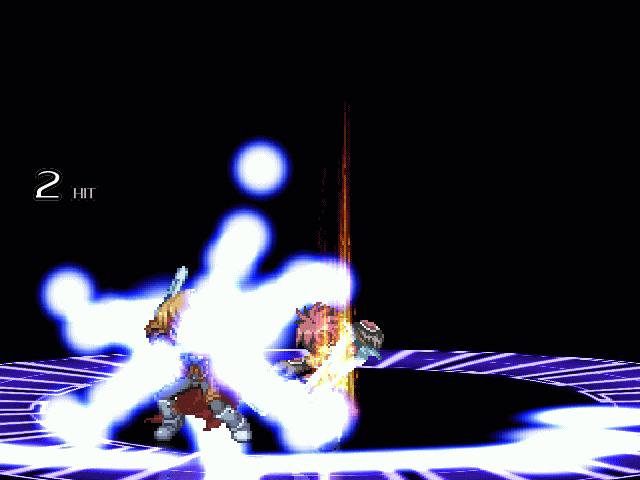 5秒ほど前にリッド氏が猛虎連撃破を繰り出してきました。