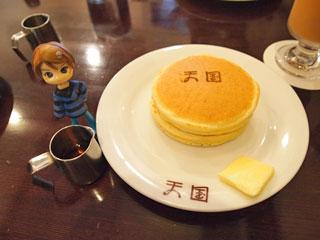 ( ゚∀゚)o彡゚パンケーキ!パンケーキ!
