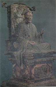 興福寺東金堂・維摩居士像02