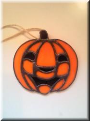 ステンドグラス・かぼちゃ5