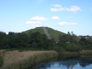 牧の原公園のお山