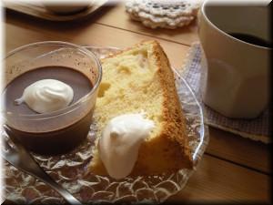 yukiさん手作りデザート