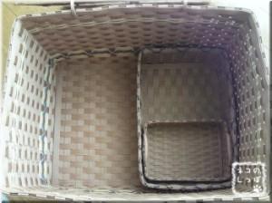 大型BOX内カゴ