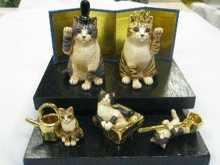 すみ田理恵 猫やのねこ 陶芸