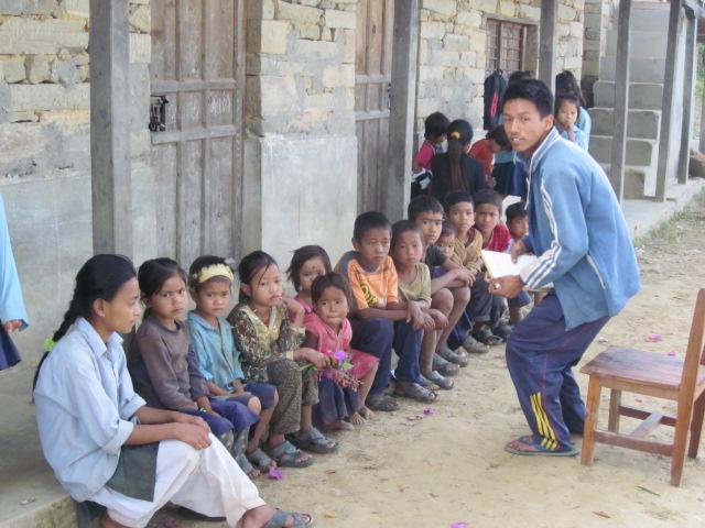 パハリの子供たち