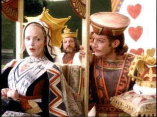 女王とジャック、王様