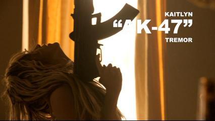 """ケイトリン""""AK47""""トレモア"""