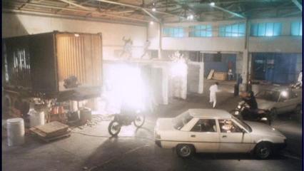 自動車工場1