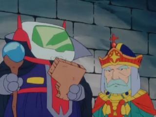 タンクとレビル王