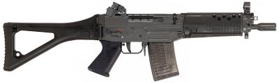 武器sig552