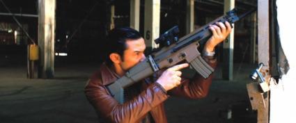 武器FNSCAR-L