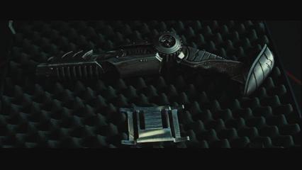 ラスト押収武器