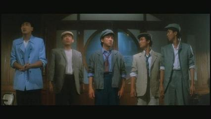 ケニー、マース、ジャッキー、クリス・リー、タイ・ポー