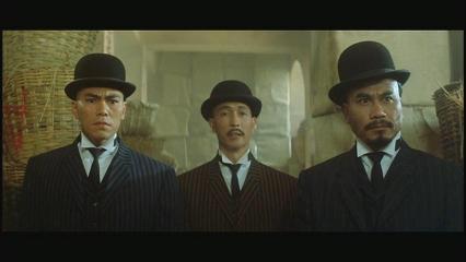 チャン・ウーロン、リー・ホイサン、ジュ・ティッワー