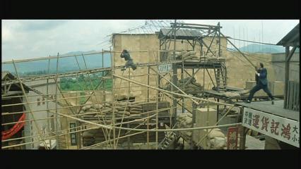 はしご渡り4