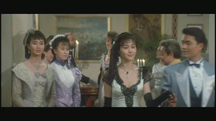 マギー・チャン、カリーナ・ラウ、ロザムント