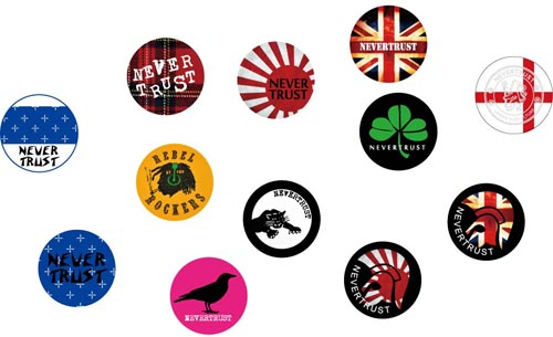 NT badges