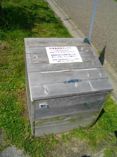 500px外来魚box