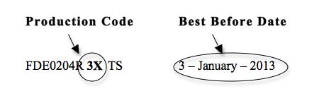 CanidaeProductionCode.png