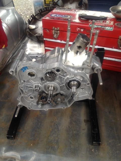 NSR50エンジン