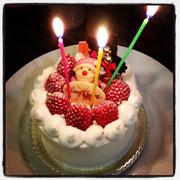ラレーヌクリスマスケーキ