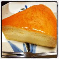 松月堂チーズケーキ