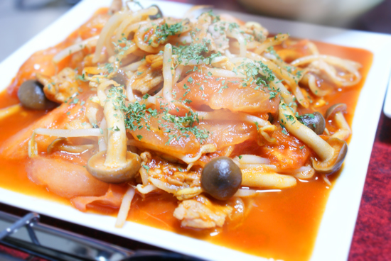 トマト炒め02
