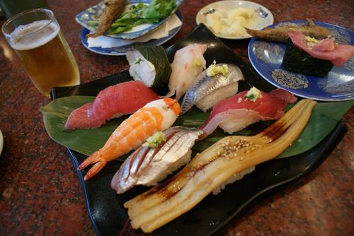 回転寿司02