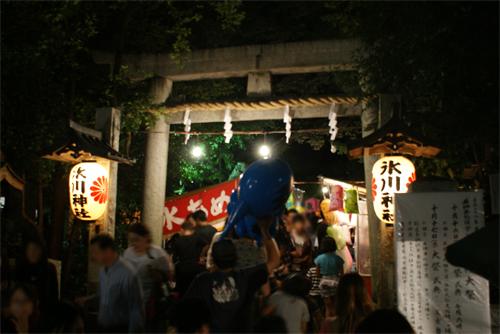 氷川神社例大祭05